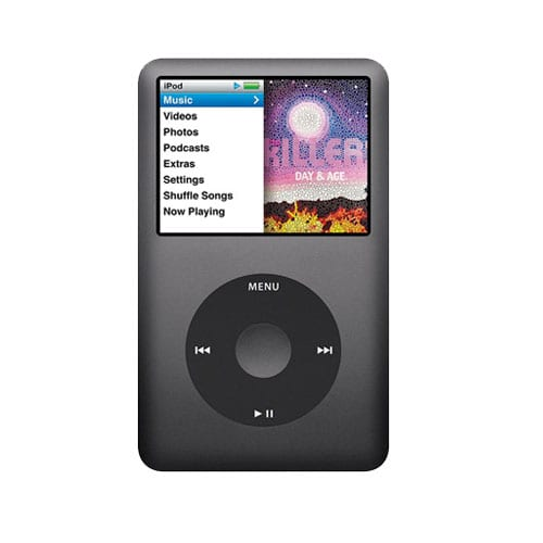 Sell My iPod Classic