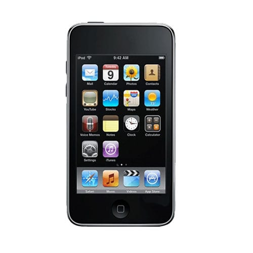 Apple iPod Touch 3rd Gen 1
