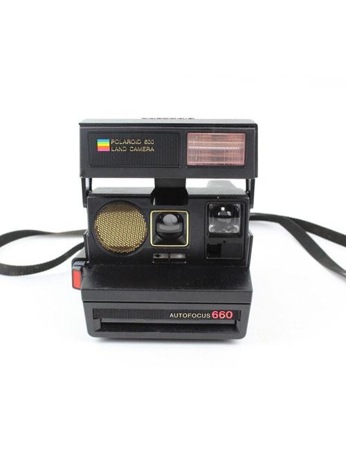 Polaroid 600 Square Edges