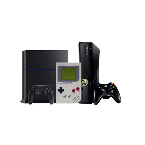 Sell My Games Console