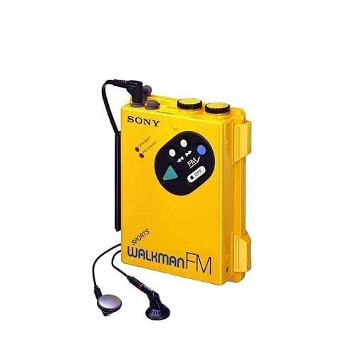 Sony Walkman WM F5