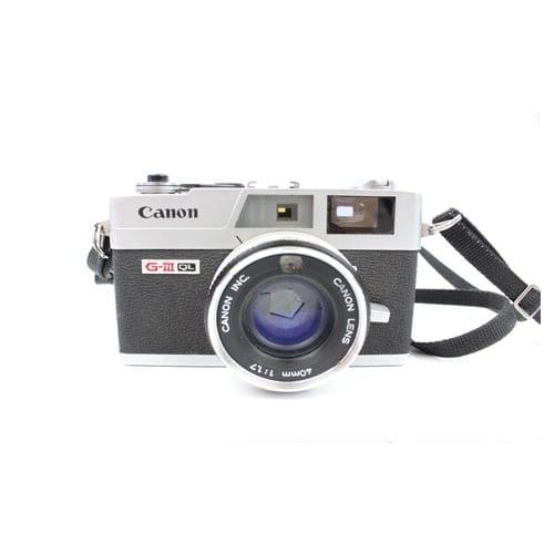 Canon Canonet G III QL17 Film Camera