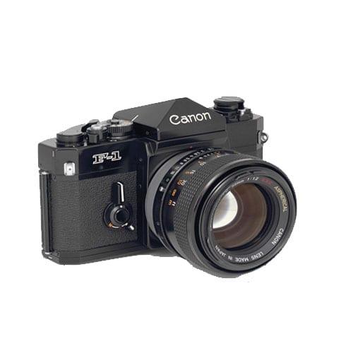 Canon F 1 Camera