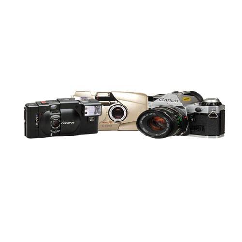 Sell My Film Cameras