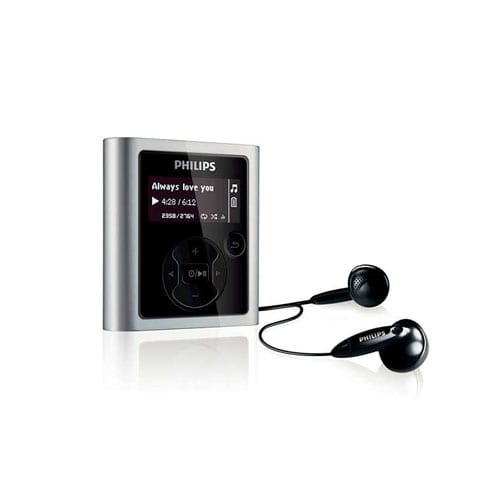 Sell My Philips Mp3 Player
