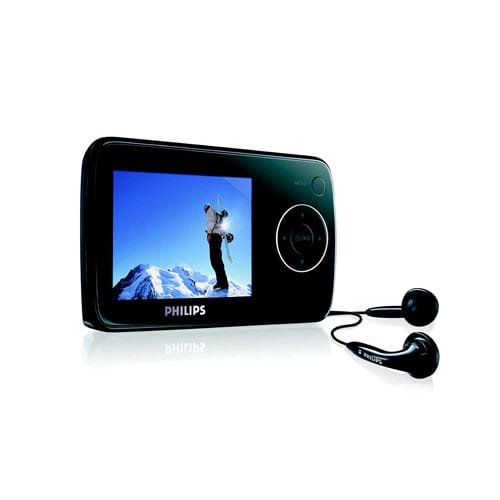 Philips GoGear SA3315 Black
