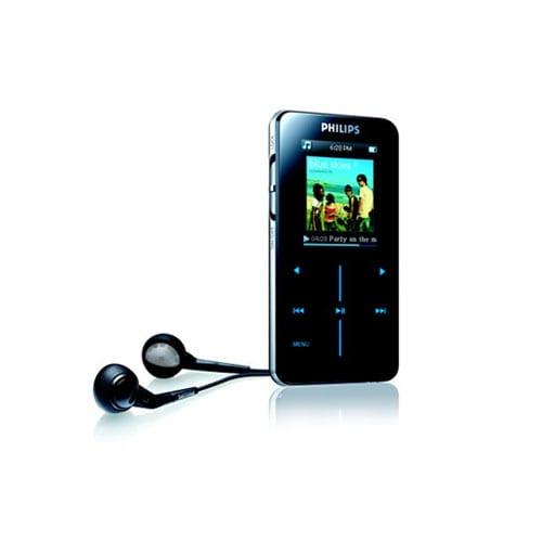 Philips GoGear SA9200 Black