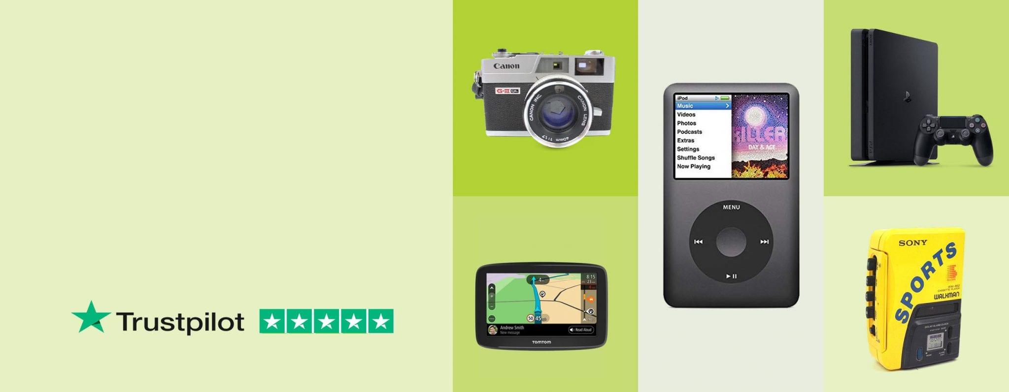 Gadget GoGo Banner Green 4 2