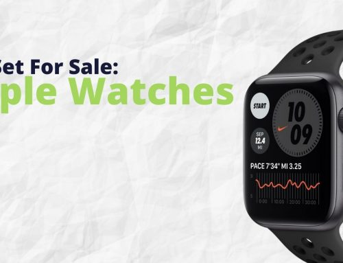 Get Set For Sale: Apple Watches